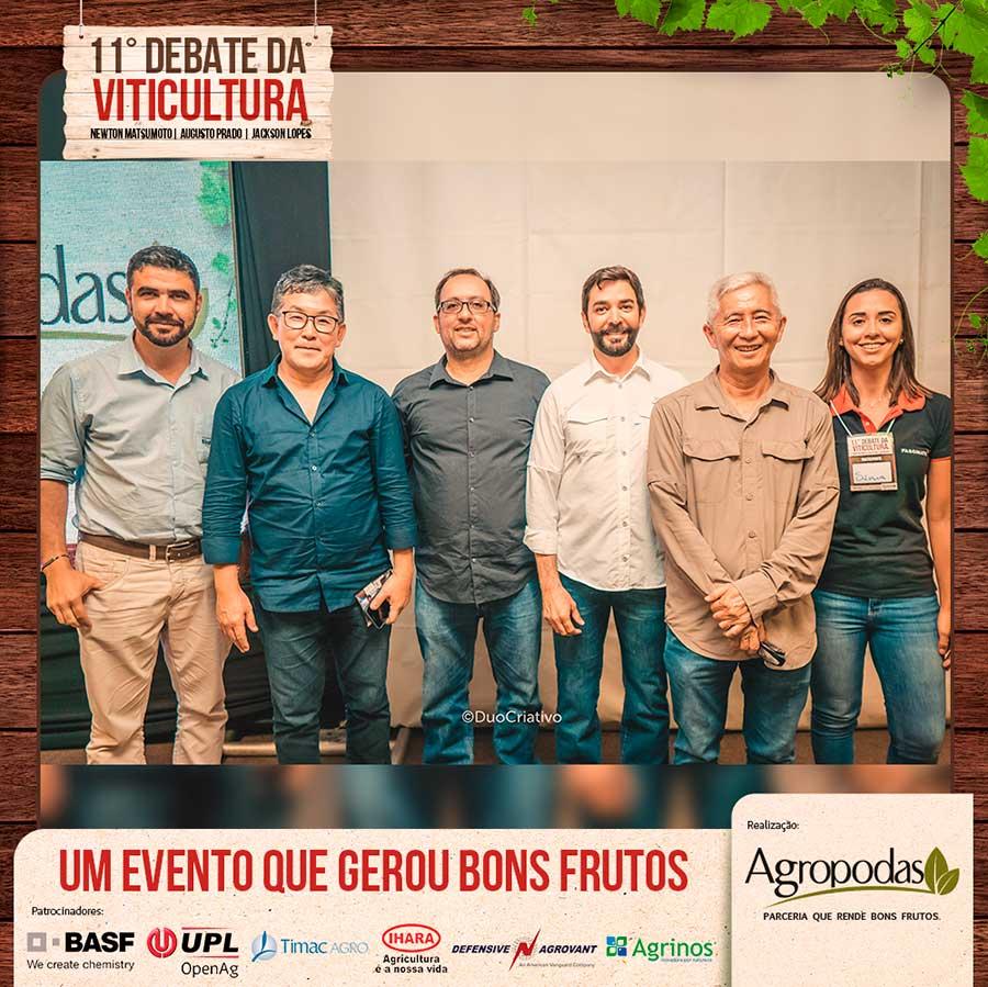11º Debate da Viticultura
